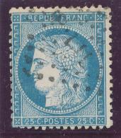 N°60A TYPE I   VARIÉTÉ 52 B.2.