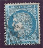 N°60A TYPE I   VARIÉTÉ 104 B.2.
