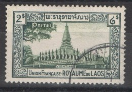 Laos - YT 9 Oblitéré