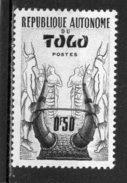 Togo : 262 XX