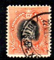 T1230 - CILE ,   Yvert N. 47  Usato
