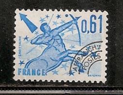 FRANCE N° 154 PREOBLITERE