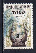 Togo : 262 OBL
