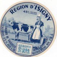 Oct16  14111  étiquette  Camembert   Laiterie   De Vaucelles - Cheese
