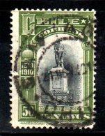 T1238 - CILE ,   Yvert N. 81  Usato