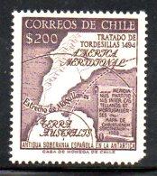 T1246 - CILE , Posta Aerea Yvert N. 272  ***