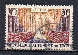 Togo : 272 OBL