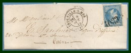 Trouville S Mer (13) GC 4033 / N° 29 T17 1870 > Caen - 1849-1876: Classic Period