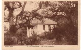 - TUNISIE - CPA Vierge AÏN-DRAHAM - Villa Au Col Des Ruines - Edition E. Stéfani N° 24 -