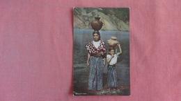 Guatemala  Indian Girls San Pedro Laguna`-  Ref  2371 - Guatemala