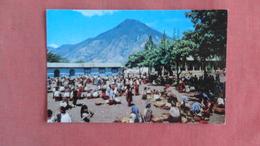 Guatemala  Mercado De Santiago Atitlan-----ref  2371 - Guatemala