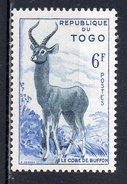 Togo : 285 X