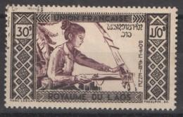 Laos - YT PA 4 Oblitéré