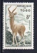 Togo : 286 X