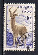 Togo : 287 OBL