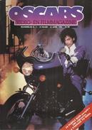 OSCARS VIDEO -EN FILMMAGAZINE N° 5 - 1985 ( PRINCE PURPLE RAIN - A PASSAGE TO INDIA - POSTER TOP 100 - BACKCOVER ZERO ) - Cinéma & Télévision