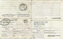 PRIGIONIERI POW CAMP DEPOT VI SAIDA ALGERIA 1943 X BUTERA - Posta Militare (PM)
