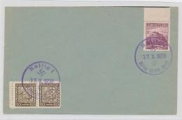 D.-Reich -Sudeten  Stempel Beleg   ( G3563 ) Siehe Foto