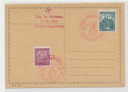 D.-Reich -Sudeten  Stempel Beleg   ( G3562 ) Siehe Foto
