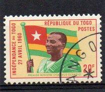 Togo : 313 OBL