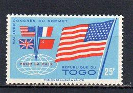Togo : 318 X