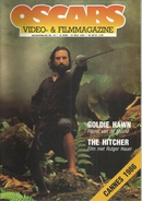 OSCARS VIDEO -EN FILMMAGAZINE N° 19 - 1986 ( THE MISSION ROBERT DE NIRO - GOLDIE HAWN - THE HITCHER -CANNES - POSTER ) - Cinéma & Télévision