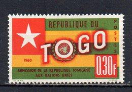 Togo : 319 X