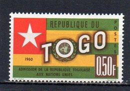 Togo : 320 X