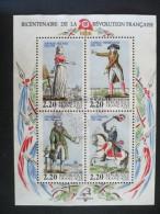 France - 1989 Personnages Célèbres De La Révolution BF N° 10 Oblitéré