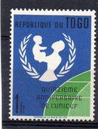 Togo : 344 XX