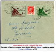 Poches De L'Atlantique - Fausses Vignettes De La Chambre De Commerce De St Nazaire