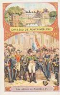 Histoire De France        5        Château De Fontainebleau-Napoléon 1er - History
