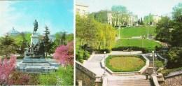 Monument To Totleben - Sinope Descent - Sevastopol - Crimea - 1980 - Ukraine USSR - Unused - Ukraine
