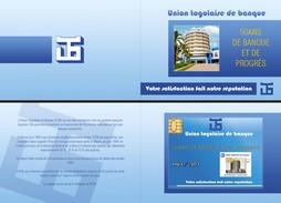 Togo 2014, Bank Of Togo, Booklet,