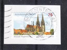 Germania   -   2011.  Regensburg:  La Cattedrale.  The Cathedral.  Self-adhesive. Timbro Di Lusso