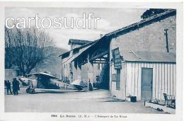 06 CANNES LA BOCCA DIVERS FL 1964 L'AEROPORT BAR BUFFET SUPERBE