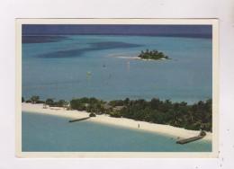 CPM GEANTE MALDIVES, RIHIVELI BEACH RESORT (voir Timres) - Maldives