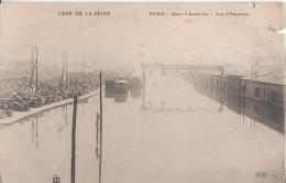 75012 Inonndation 1910   Gare D'austerlitz - Inondations De 1910