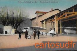 06 CANNES LA BOCCA DIVERS FL 1963 L'AEROPORT HANGARS SPLENDIDE