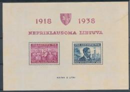1939. Lithuania :)