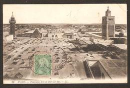 TUNIS - Panorama Pris De Dar-El-Bey  ( LL N° 90 )