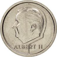 Belgique, Albert II, Franc, 1994, TTB+, Nickel Plated Iron, KM:188 - 02. 1 Franc