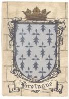 Cpsm Barre Dayez 1294 K - Blason Bretagne    ((S;610))