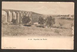 TUNIS - Aqueduc Du Bardo  ( Soler N° 156 )