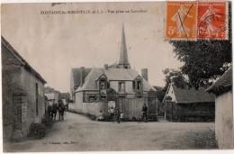 Fontaine Les Ribouts Vue Prise Du Carrefour - France