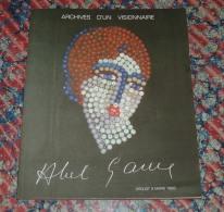 CINEMA / ABEL GANCE : Archives D'un Visionnaire - Catalogue Vente Drouot 1993 - Cine / Televisión