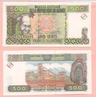 Guinea 500 Francs 1960 - Guinea
