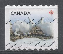 Canada 2011 Scott #2426 Juvenile Wildlife: Artic Hare Leverets (U)