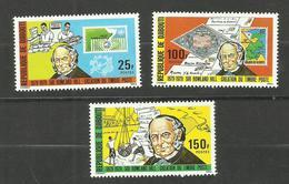 Djibouti N°499 à 501 Neufs** Cote 5.70 Euros
