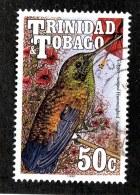 2957 W-theczar- 1990  Sc.512 (o)  Offers Welcome! - Trinidad & Tobago (1962-...)